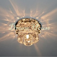 New Modern 3W Warm White Led Ceiling Light Aisle Corridor Lights Fixture Ceiling Lamps 24(China (Mainland))