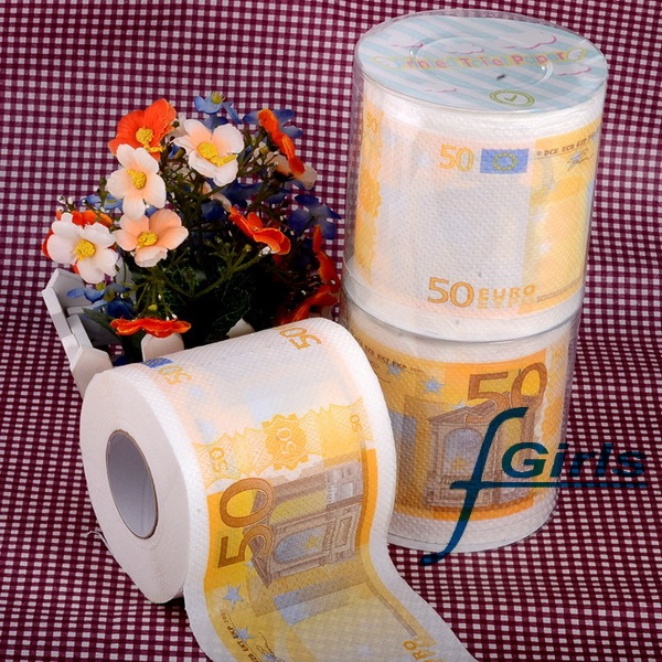 Coloured Toilet Paper Fun Toilet Tissue Paper