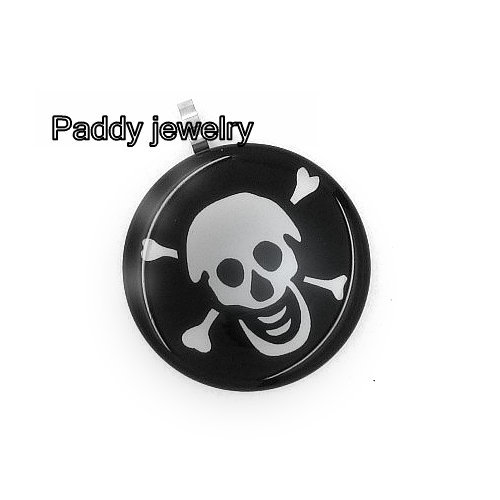 ! Fashion Skull Stainless Steel Pendant Jewelry nd1 - Paddy jewelry store