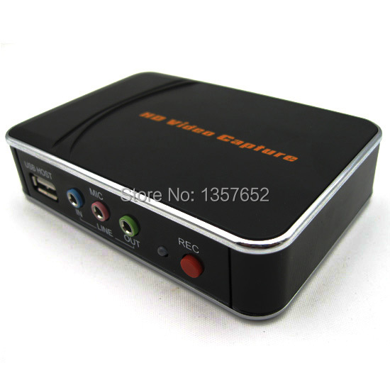 ezcap 280  HD video capture 1080P HDMI Recorder for XBOX One 360 PS3 PS4 Wii U  Free shipping <br><br>Aliexpress