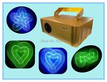 3D Full Color RGB Laser Light 90V-240V DMX 512 Control 3D Laser Effect Light(China (Mainland))