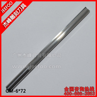 6*72H*100L CNC Engraving Tools Special For Cutting The Foam/Cutting Tools For EVA