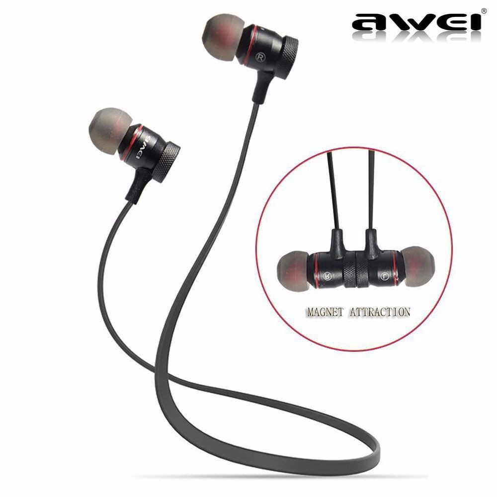 Wireless Stereo Earphone Bluetooth Headset Earbuds Noise Cancelling ...