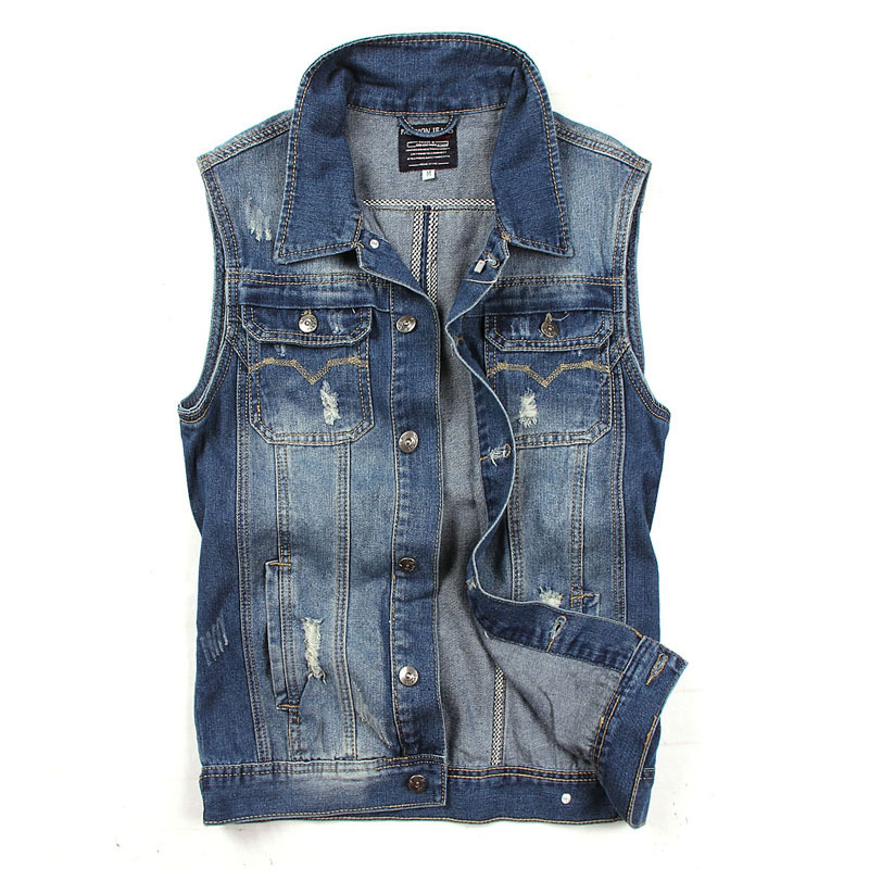 Jeans Jackets For Mens in India Jeans Vest Jackets For Men