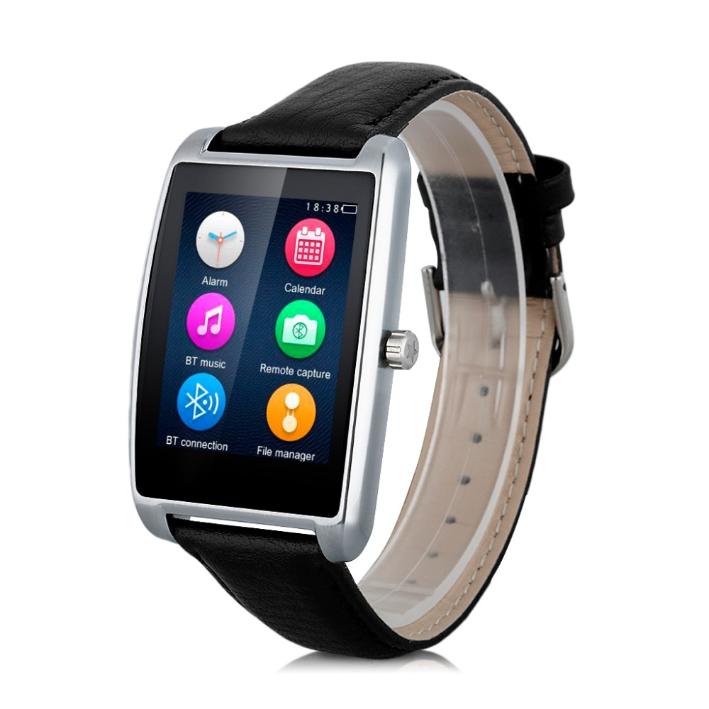 Zeblaze Cosmo IP65 Waterproof Bluetooth 4.0 Smart Watch Heart Rate Smartphone Mate Call Music Reminder Anti-lost for Ios/Android(China (Mainland))