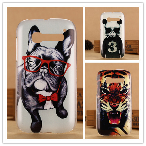 2015 Newest Hard Painting Plastic Cover Case For Alcatel One Touch Pop C5 5036 OT5036 5036D Mobile Phone Back Cases PY(China (Mainland))