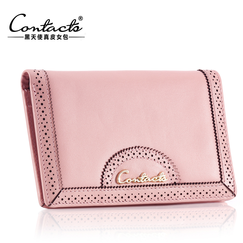 Small wallet female short design genuine leather cowhide clip vintage coin purse 2014<br><br>Aliexpress