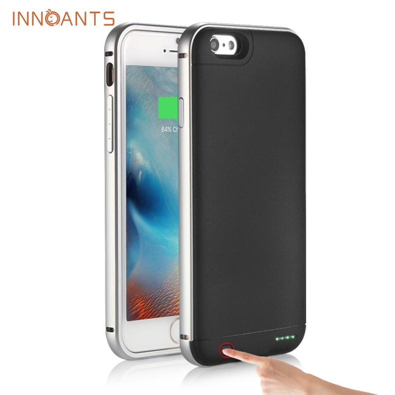 External power bank case Power pack Charger Backup Battery Case For iphone 6 6s Portable Chargers backup battery packs 2400mAh(China (Mainland))