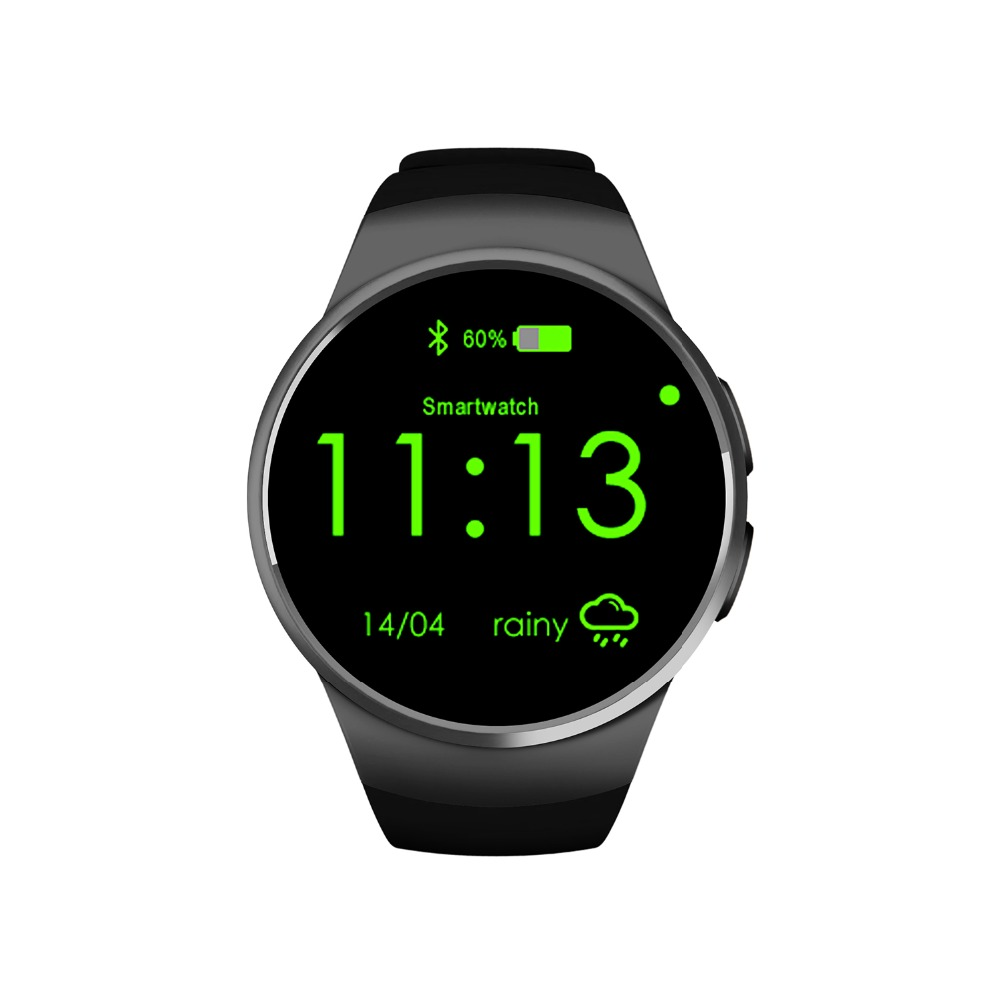In stock ! Smart Watch Support Sim TF Card MTK2502C smartwatch Heart Rate Monitor for apple Samsung Gear S2 Android Phone(China (Mainland))