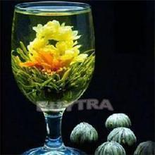Hot Selling Handmade Blooming Flower Tea Chinese Ball blooming flower herbal tea Artistic the tea for