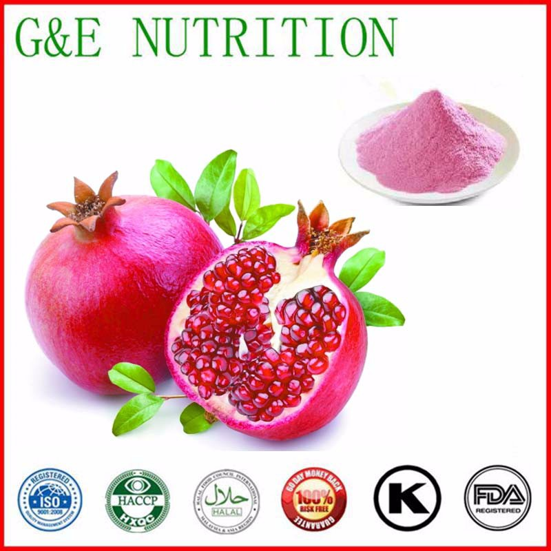 600g Pure Pomegranate/ Punica granatum/ Balaustine/ guava fruit  Powder with free shipping<br><br>Aliexpress