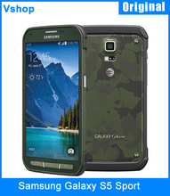 Refurbished Original 4G Samsung Galaxy S5 Sport / G870 Smartphone 5.1″ Android 4.4 Qualcomm Snapdragon 801 Quad Core Support NFC