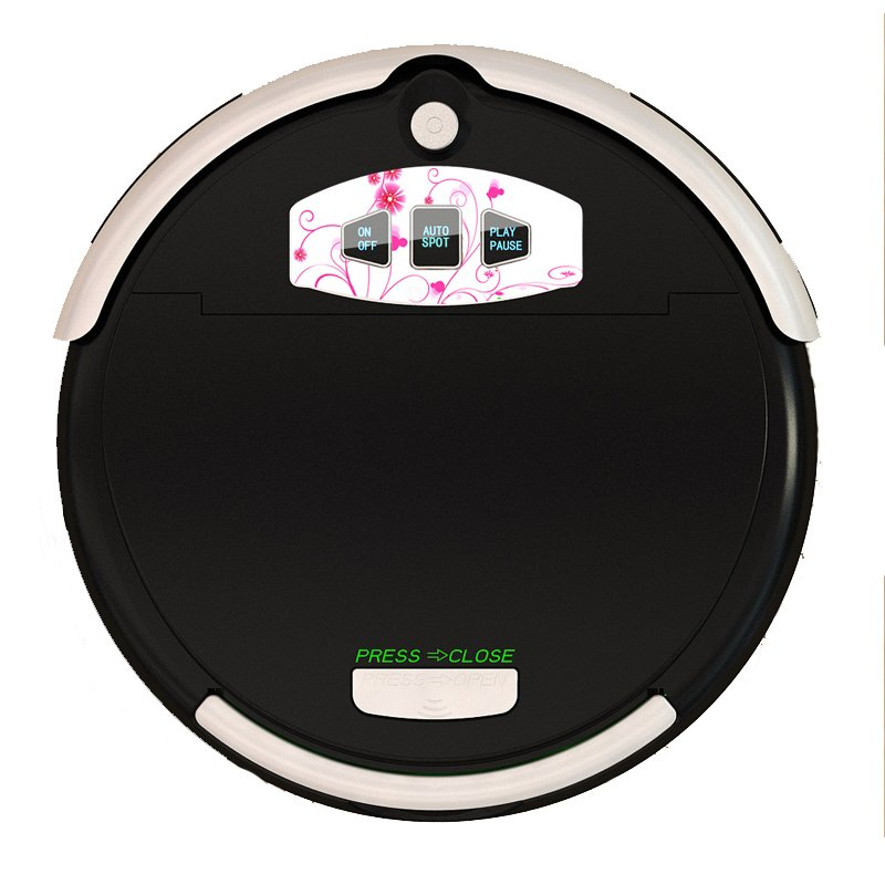 Free shipping ! V530 Intelligent cleaning robot automatic robotic vacuum cleaner(China (Mainland))