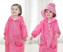 100pcs/lot children Raincoat