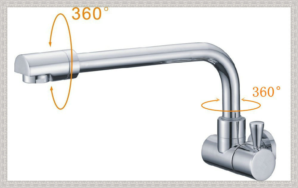 Bathroom faucet stores - In Wall Kitchen Faucet For Kitchen Single Handle Wall