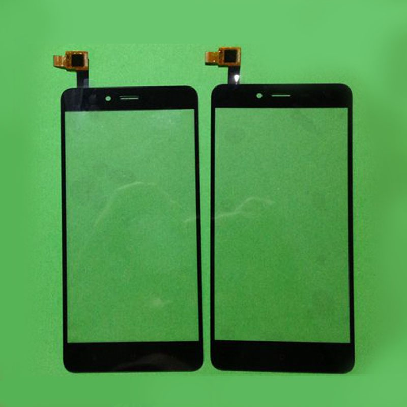 High Quality Front Glass Touch Screen For Xiaomi Redmi Note 2 hongmi note2 Screen Glass Panel Digitizer Replacement Parts