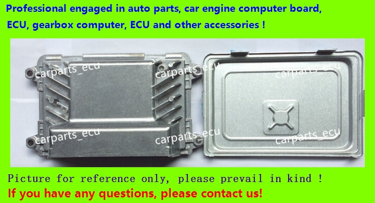 Electronic Control Unit Accessories/ECU cover/car engine computer shell/Car PC/For small Siemen ECU cover 165*110*20MM Wuling(China (Mainland))