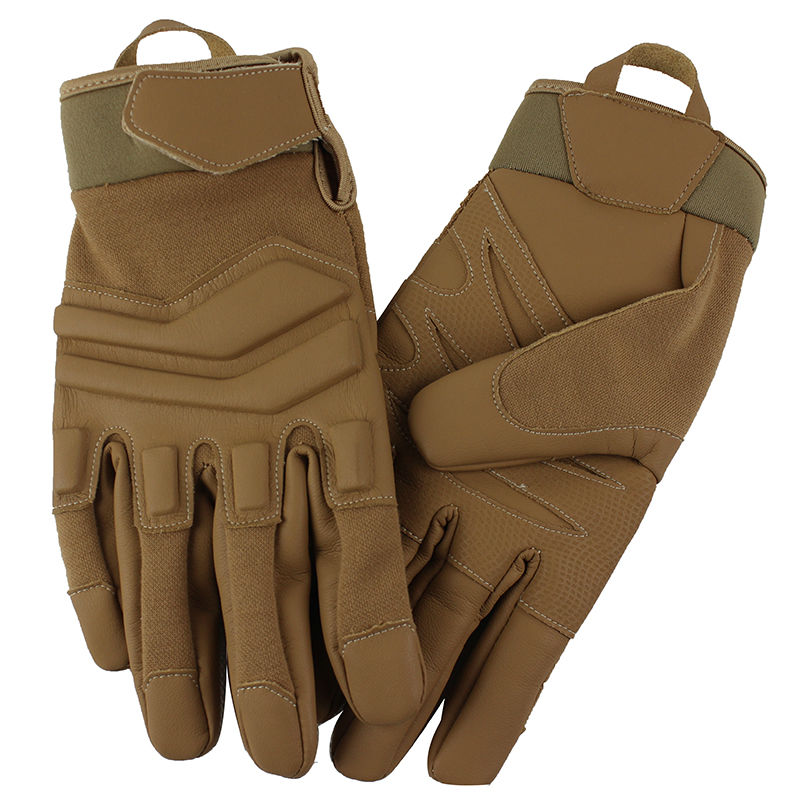 New Brand Outdoor Sports Tactical Gloves Bicycle Military Paintball Army Airsoft Shooting Police Full Finger Motorcycle Gloves(China (Mainland))