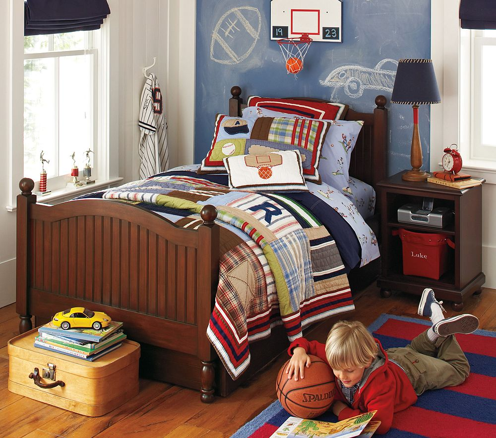 American furniture princess teenagers 1m twin beds all wood bed pine bed crib children's bedroom boys(China (Mainland))