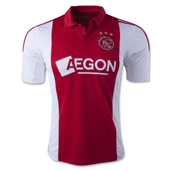 14/15 Home Soccer Jersey Ajax(China (Mainland))