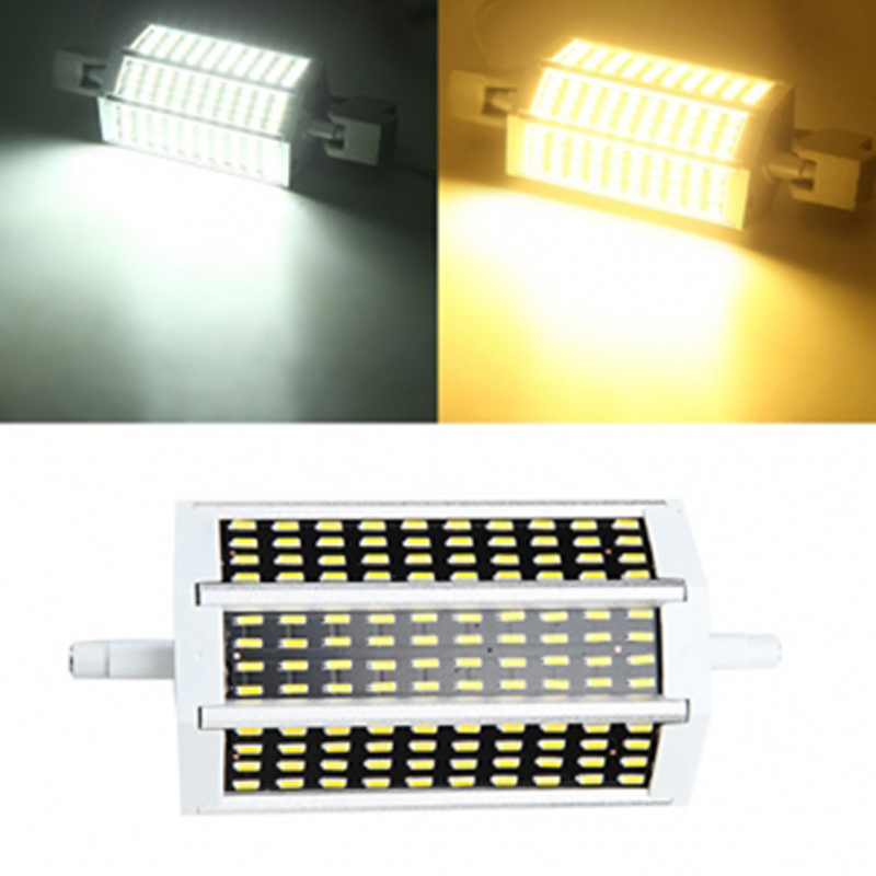 Cheap price r7s base LED light bulbs 15W 78mm / 25W 118mm 4014 SMD R7S Lamps 85-265V 60/120 LED Replace Halogen Light Lampada(China (Mainland))