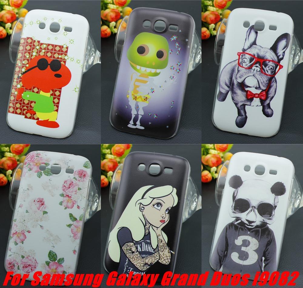 Galaxy Grand Duos 9082& Neo I9060 9060 capa. hard Cover Samsung i9082 back skin Case 2015 new - Shenzhen BaihuichuangtongTechnology Co.,LTD Store store