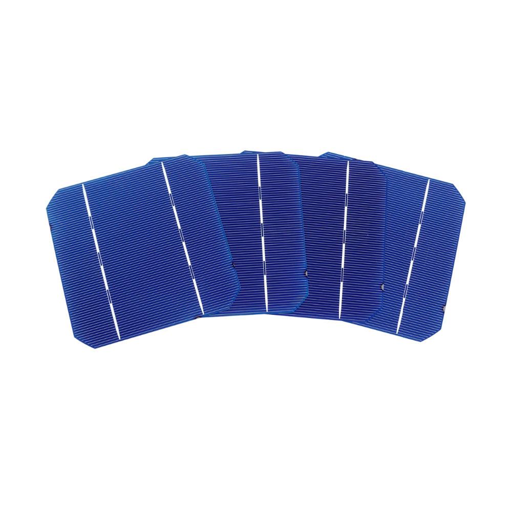 Hot* 40 pcs  5x5 A grade Solar cell solar cells for DIY  100w solar panel,free shipping* !!!<br><br>Aliexpress