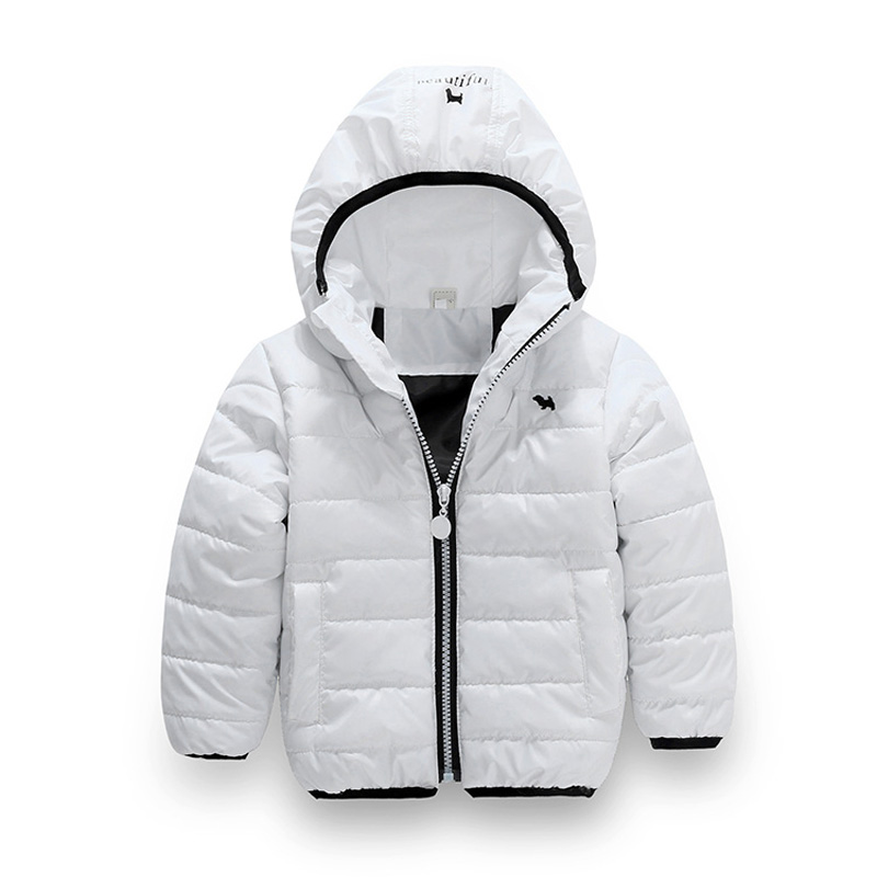 2015 winter baby boy girls  jacket child cotton-padded outerwear baby clothing kids warm coat hooded down<br><br>Aliexpress