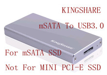 KINGSHARE High Speed USB3.0 32GB Mobile Solid State Drive SSD Free Shipping(China (Mainland))