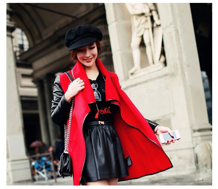 [FLB]Super warm High Quality Fashion Artist Wool Women Beret Hat For Women Cap Female Cap Casual Dome Bare Chapeu hats Boina
