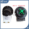 1pcs New Original for Washing machine parts drain pump BPX2 8 drain pump motor good working