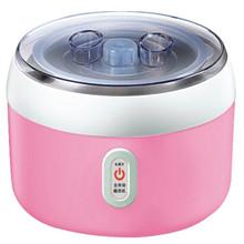 Бесплатная доставка высокое качество из нержавеющей стали лайнера производитель бытовой йогурт машины инструмент 3 цветов