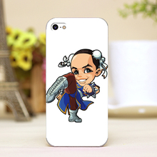 pz0018-4-12 cartoon chinese girl Design Customized cellphone cases For iphone 4 5 5c 5s 6 6plus Lucency Skin Shell Case Cover