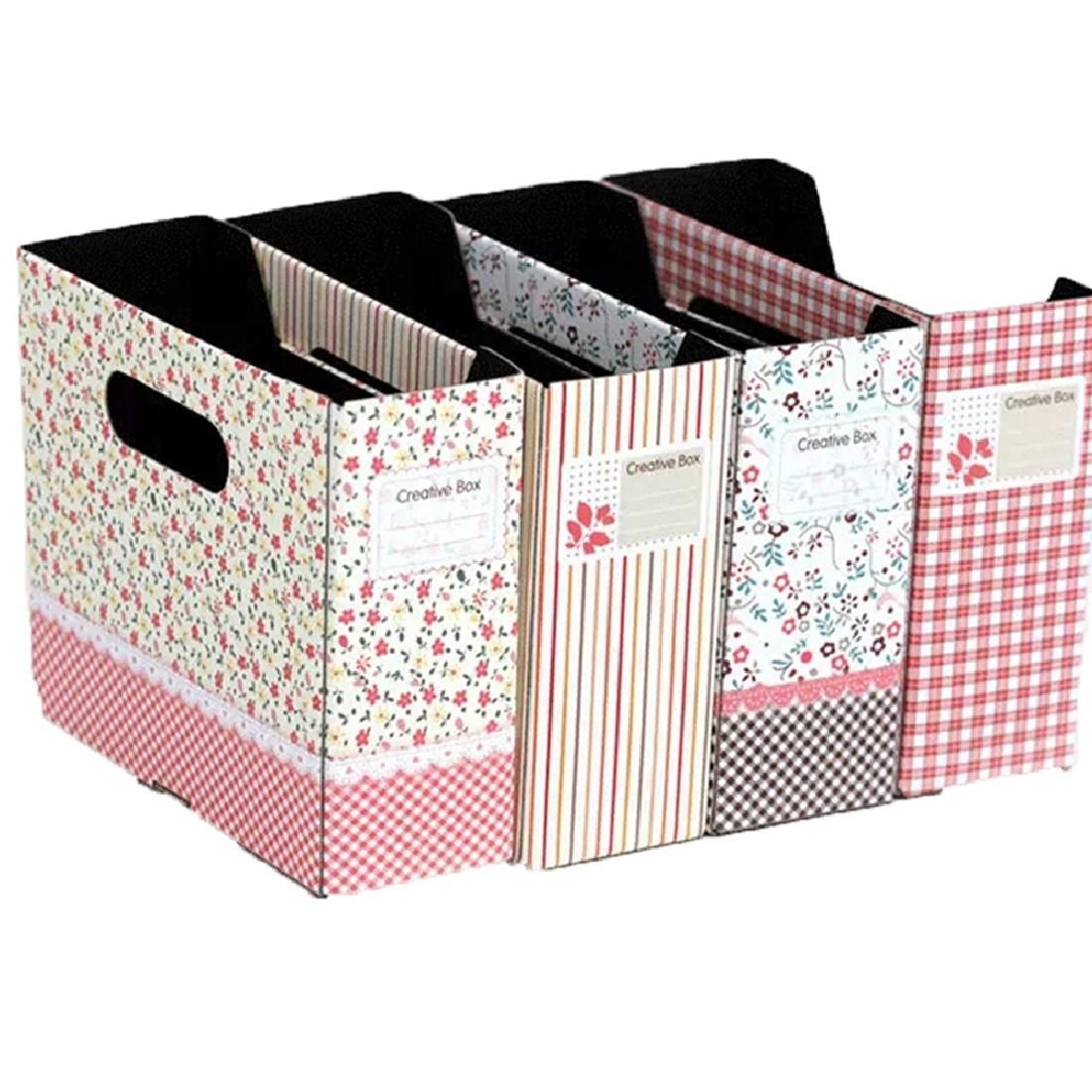 Коробочки для хранения бумаг