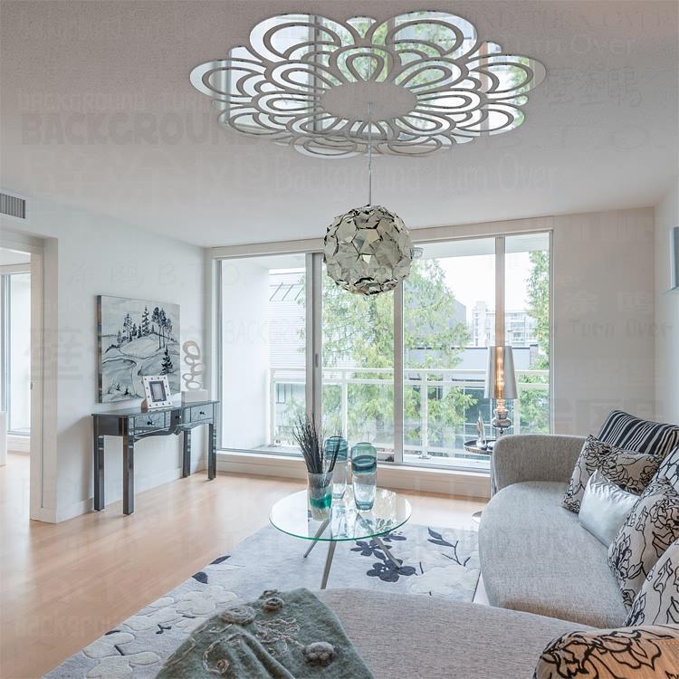 Achetez en gros chambre plafond miroir en ligne des for Miroir plafond chambre