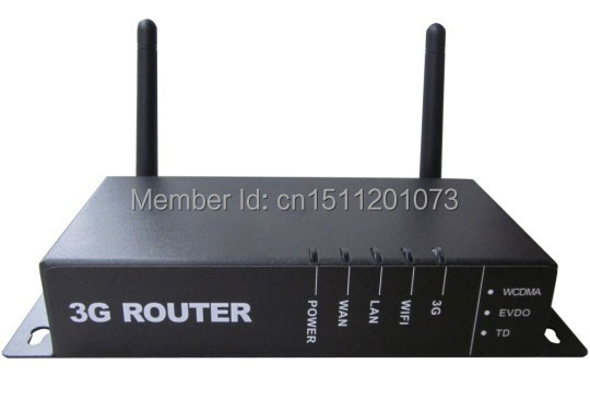 Openwrt 3g wifi lte modem router with sim card slot wireless router for car bus(China (Mainland))