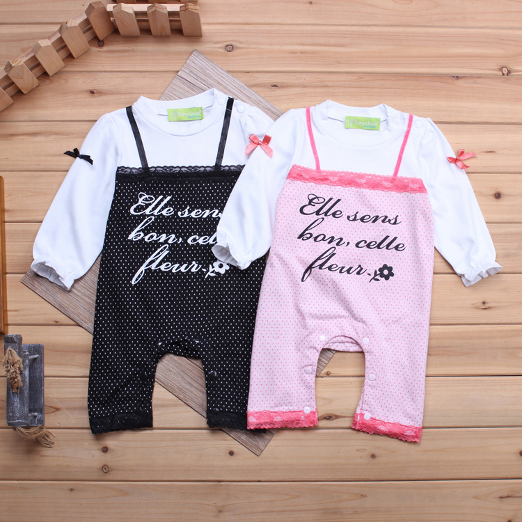 Baby Clothing Boy Girl Clothes Newborn Romper Jumpsuit