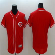 Flexbase #5 Johnny bench #14 Pete rose #19 Joey Votto #30 Ken Griffey throwback Stitched blank baseball jersey,Color white red(China (Mainland))