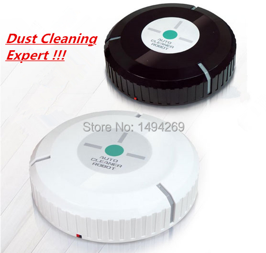 Auto Cleaner Robot Microfiber Smart Robotic Mop Automatic Dust Cleaner Random color(China (Mainland))