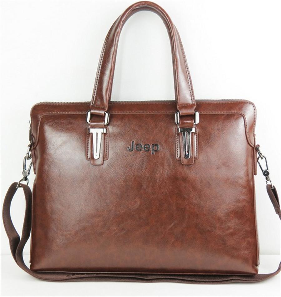 Business Male Shoulder Messenger bag casual men's briefcase bag SUB998(China (Mainland))