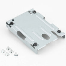 1pcs High Quality for PS3 Super Slim Hard Disk Drive HDD Mounting Bracket Caddy For Sony + Screws CECH-400x Series Free Shipping(China (Mainland))