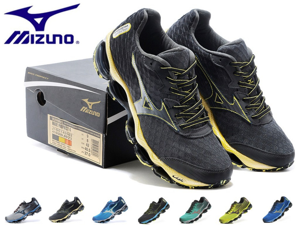 MIZUNO 2015 4 3 2 38,5/43,5 Mizuno Wave Prophecy 4 mizuno 2 38 5 43 5 mizuno wave prophecy 2