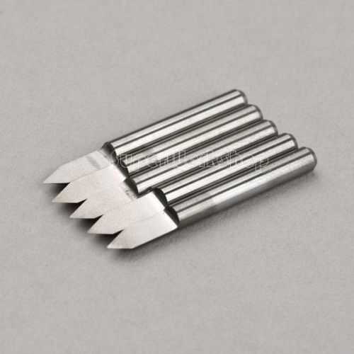 Promotional 5pcs 3.175mm Carbide PCB Engraving CNC Bit Router 60 Degree 0.2mm milling cutter tools free shipping (J3.6002x5)(China (Mainland))