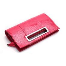 Hot Women Clutch Bag Alligator Leather Handbag Brand Crossbody Bag for Women Shoulder Bag Ladies Handbag