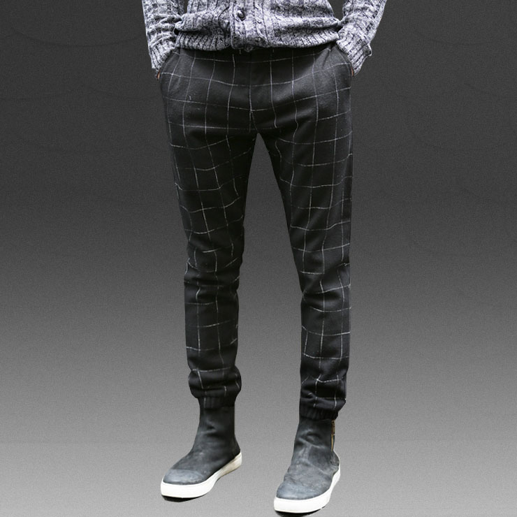 Men Plaid Pants | Gpant