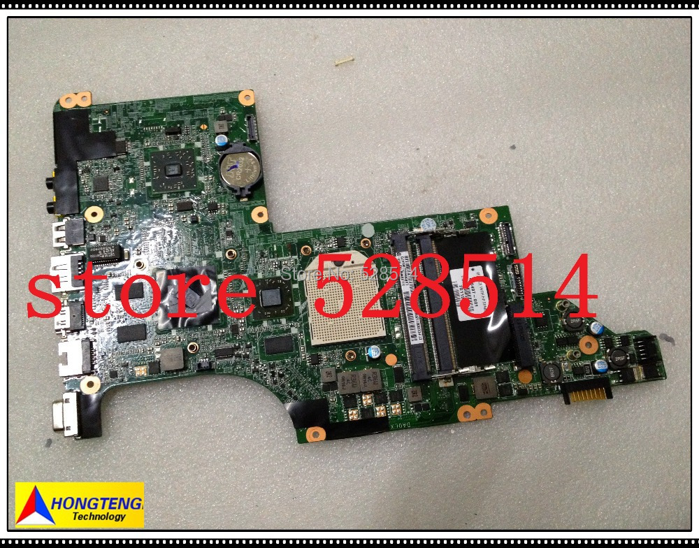 Original Laptop motherboard for hp DV7-4000 605497-001 Non-Integrated DA0LX6MB6G2  100% Test ok<br><br>Aliexpress