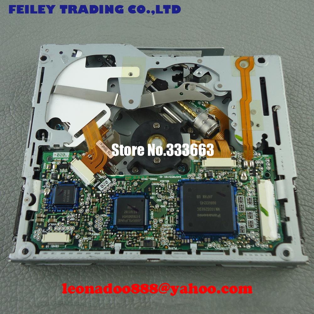 3pcs/lot Alpine DVD navigation loader deck mechanism DV23M12B DV33M12A for Chrysler Acur car Toyota B9001 Lexus audio systems(China (Mainland))