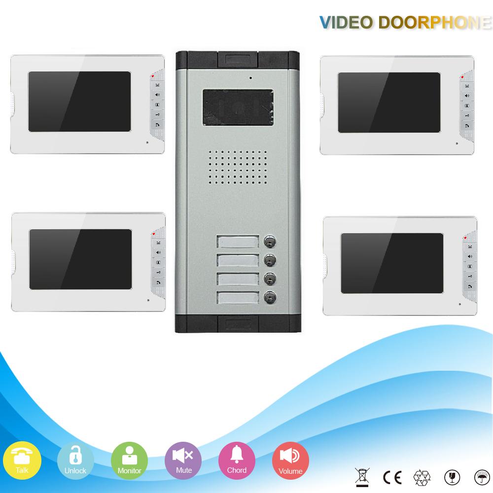Online Kopen Wholesale Bedrade Thuis Intercom Systeem Uit