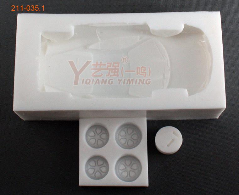 new product free shipping USA silicone car mold fondant cake decorating tools novelty item silicone cake mold(China (Mainland))