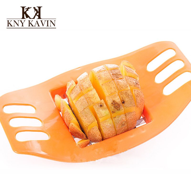 Free Shipping Potato Knives Home DIY Chips Knives Stainless Steel Potato Knives Hot Sales Kitchen Cooking Tools Chips HK111(China (Mainland))